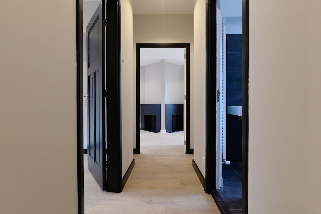 Renovatie project ism Frederik Premier interieur projecten Den Haag interieurwinkel kleuradvies en vloeren en keuken