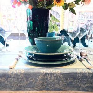 servies turquoise interieurwinkel frederik premier