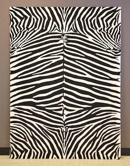 wandpaneel zebraprint frederikpremier interieur den haag interieurwinkel decoratie den haag