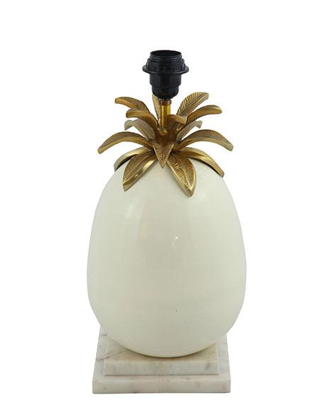 Blanc d'Ivoire ananaslamp interieurwinkel Den Haag Frederik Premier