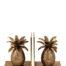Gouden ananas boekensteun interieurwinkel Den Haag Frederik Premier