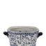 Plantenbak small porcelein interieurwinkel Den Haag Frederik Premier lampenkappen