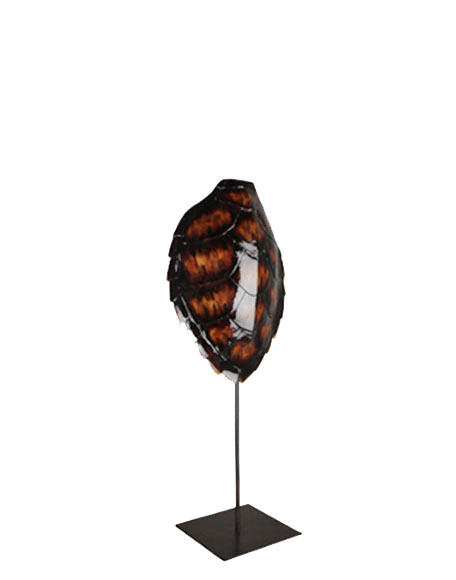 Zwart standaard schildpad interieurwinkel Den Haag Frederik Premier