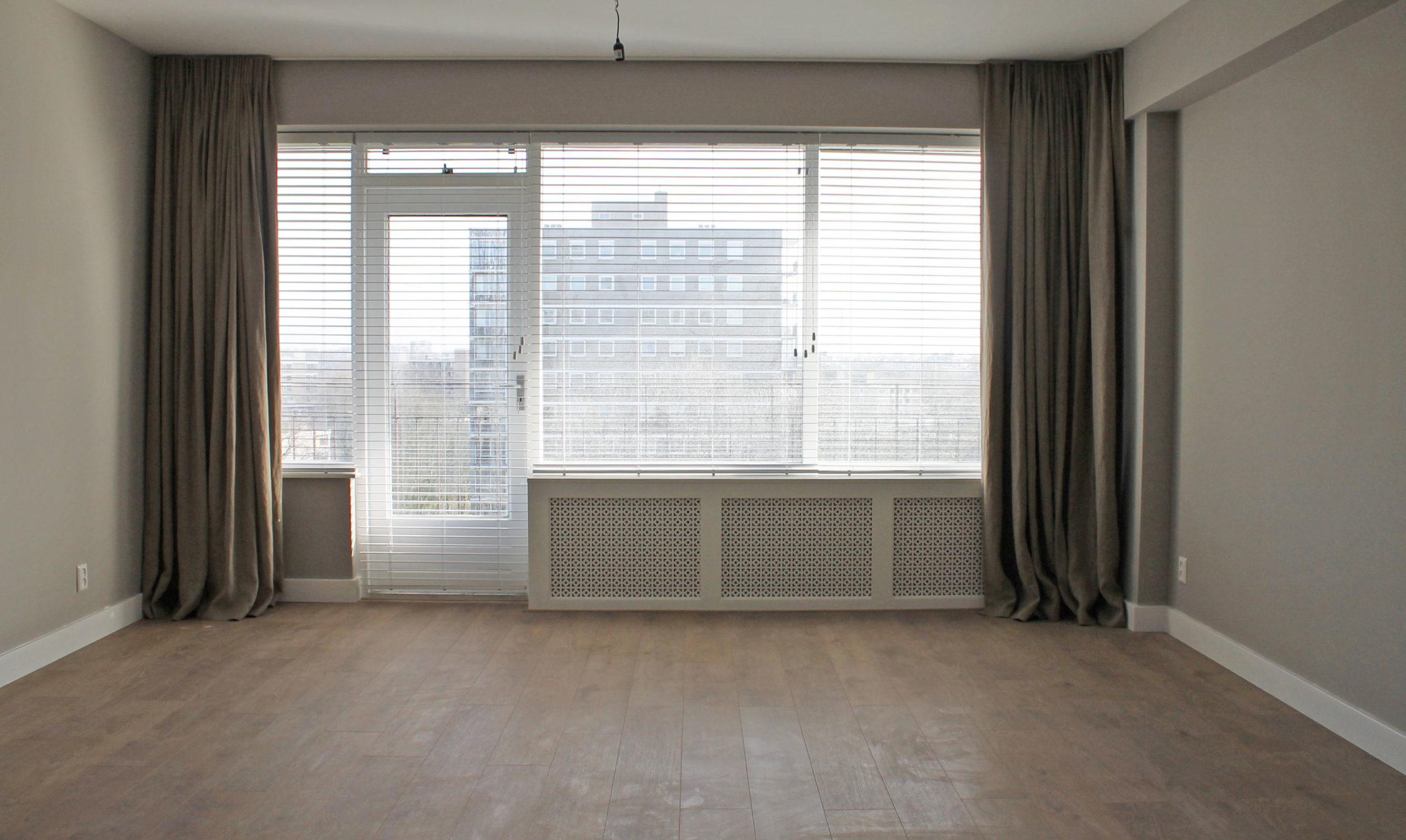 Interior design for apartment the Hague by Frederik Premier Interior Creators