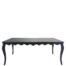 Blanc D'Ivoire tafel klassiek zwart interieurwinkel Den Haag 0105201901