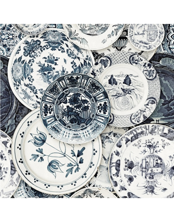 Delftware vintage 02 mind the gap behang den haag frederikpremier interieurwinkel