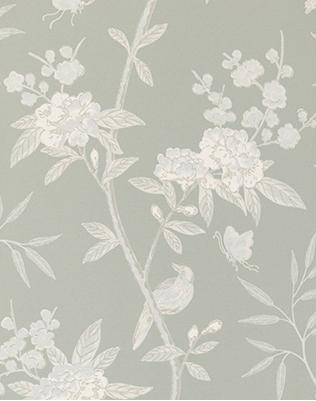 Peony & Blossom soft blue frederik premier interieurwinkel Den Haag