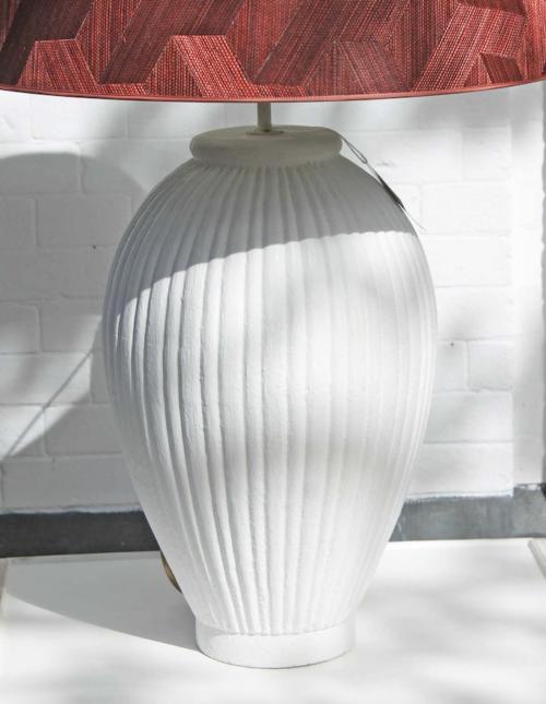 Lampenvoet blanc divoire frederik premier interieurwinkel den haag
