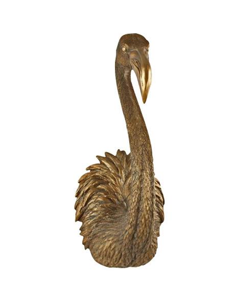 decoratie flamingo goud frederik premier interieur den haag