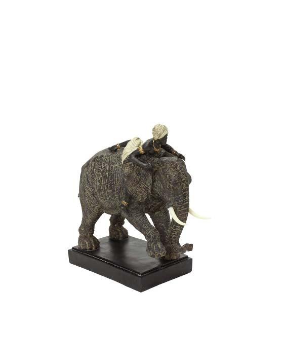 Figuur olifantrijder Frederik Premier 26112019